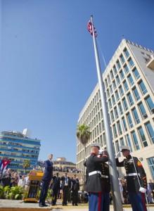 US embassy in Cuba reopened