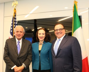 Consul General with Mayor Regalado and Art Furia