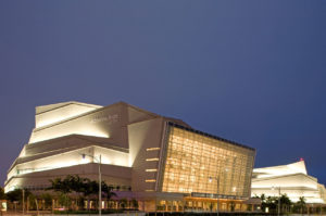 Located in downtown Miami, the Adrienne Arsht Center for the Performing Arts of Miami-Dade County is one of the world's leading performing arts organizations and venues. Shutts & Bowen partner Alexander Tachmes was recently elected as the Assistant Treasurer of the Board of Directors of the Performing Arts Center Trust.