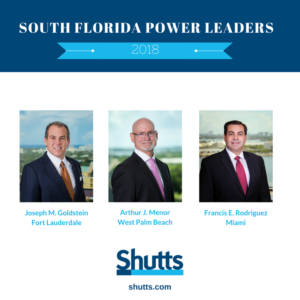 Power Leaders 2018