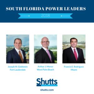 Power Leaders 2018