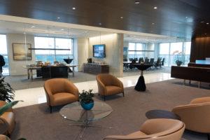 Orlando Office Lobby