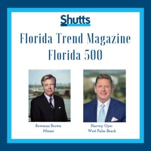 Florida Trend's Florida 500