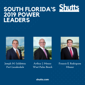 2019 Power Leaders