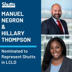 Manuel Negron & Hillary Thompson - LCLD 2020