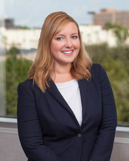 Lauren Stricker, Shutts & Bowen LLP Photo
