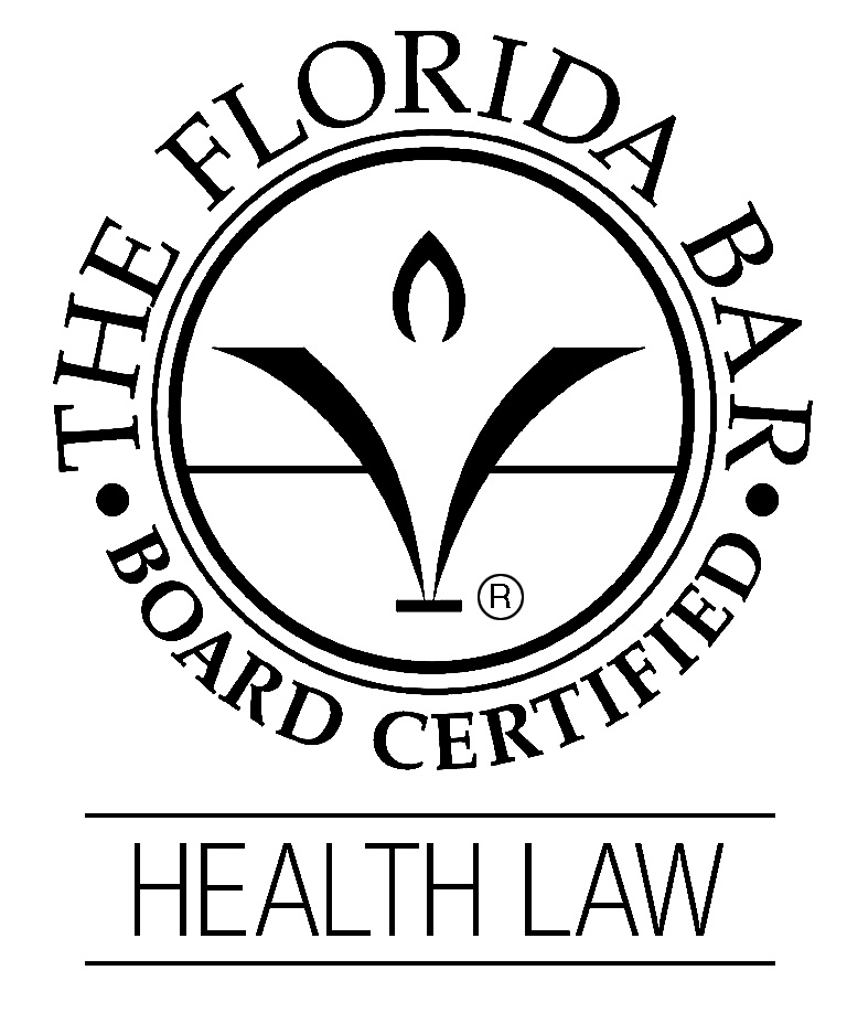 Florida Bar Board Certified in Health Law