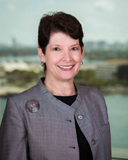 "Margaret ""Peggy"" Rolando, Shutts & Bowen LLP Photo"