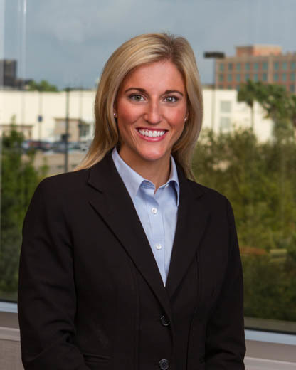 Kristin Morris, Shutts & Bowen LLP Photo