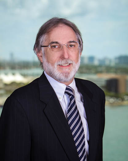 Jeffrey Landau, Shutts & Bowen LLP Photo