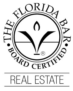 Florida Bar Board Certified in Real Estate Law