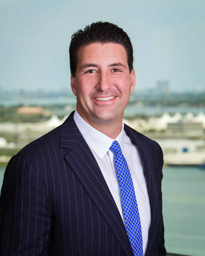 Todd Feldman, Shutts & Bowen LLP Photo