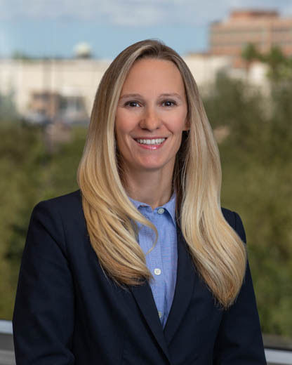 Meredith Delcamp, Shutts & Bowen LLP Photo