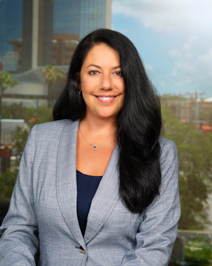 Leah Zammit, Shutts & Bowen LLP Photo
