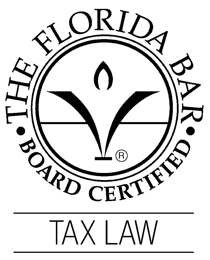 Florida Bar Board Certified in Tax Law