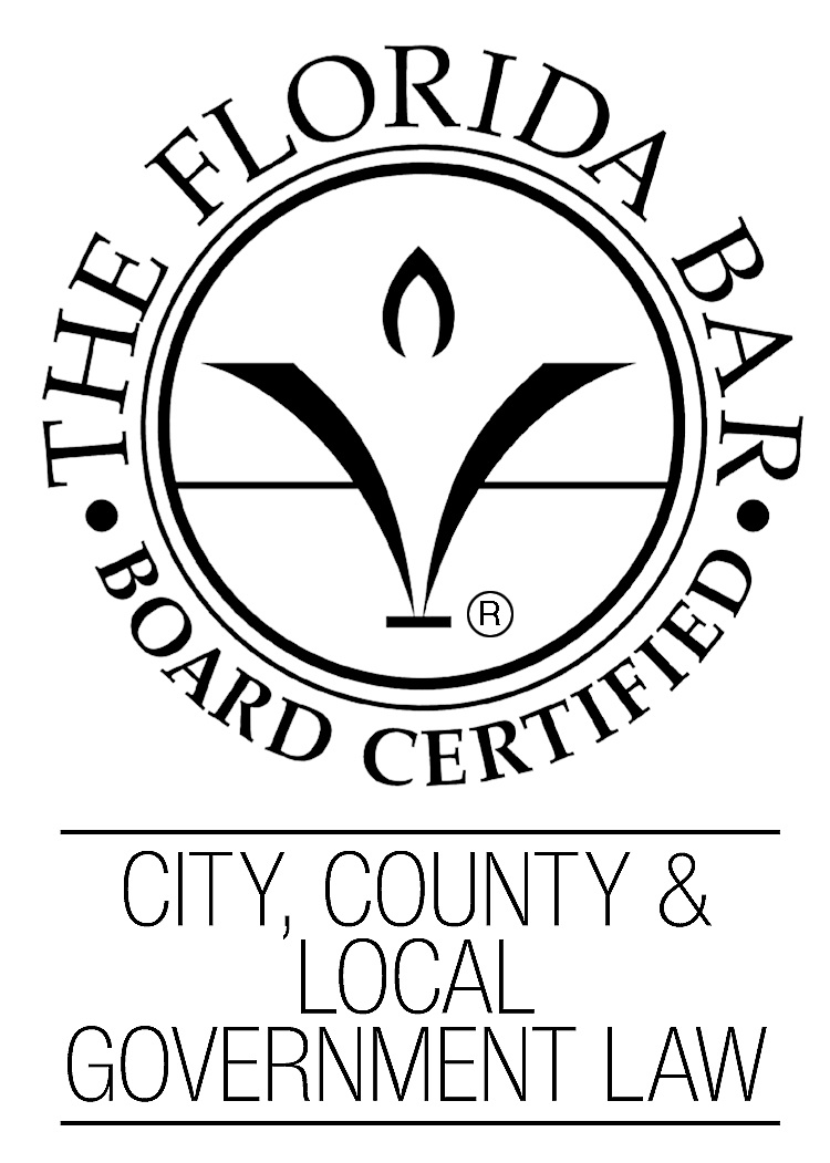 Florida Bar Board Certified in City, County, Local Government