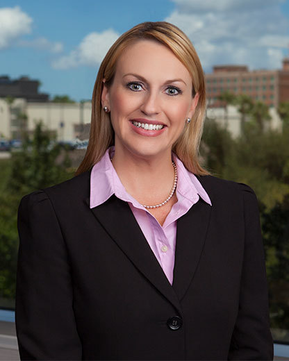 Amanda Buffinton, Shutts & Bowen LLP Photo