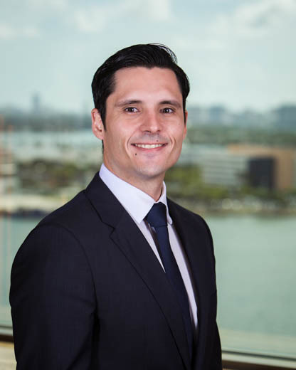 David Rodrigues Gonçalves, Shutts & Bowen LLP Photo