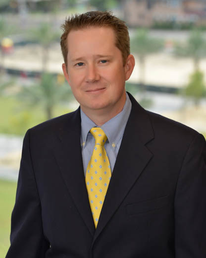 Jason Williams, Shutts & Bowen LLP Photo